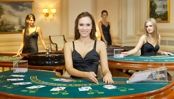 Free casino games play