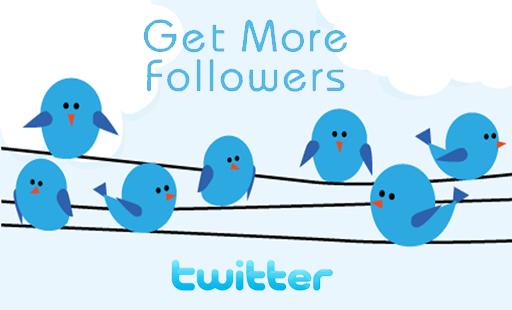 Growing twitter followers